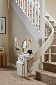 Stairlifts In Strawberry Hill